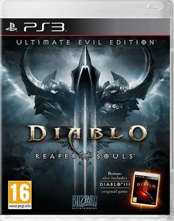PS3 Diablo 3 Ultimate Evil Edition