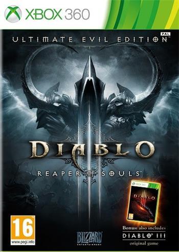 X360 Diablo 3 Ultimate Evil Edition