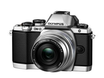 Olympus E-M10 tělo