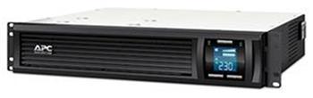 APC Smart-UPS C 1000VA 2U RM LCD 230V