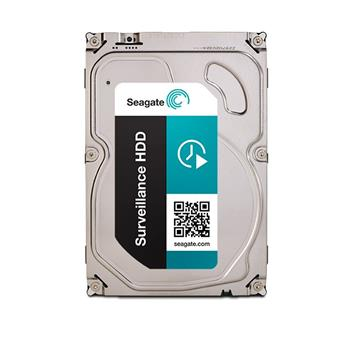 Seagate Surveillance 4TB HDD 3.5'' SATA/600, 5900RPM, 64MB cache; ST4000VX000