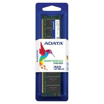 A-Data DIMM DDR 512MB, 400MHz, Bulk