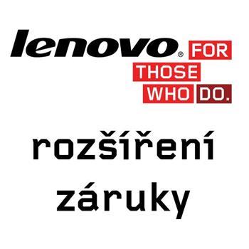 Lenovo rozšíření záruky NTB Edge 3r on-site NBD - email licence; 5WS0A23681