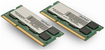 PATRIOT 16GB DDR3 KIT (1600MHz),CL11, SODIMM