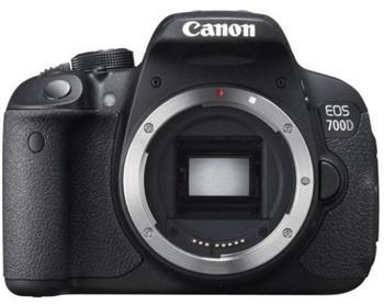 Canon EOS 700D + 18-135 STM + 40 STM