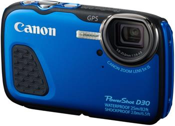 Canon PowerShot D30 ; 9337B011