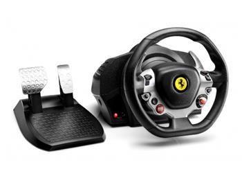 Thrustmaster TX Ferrari 458 Italia pro XONE/PC, Sada volantu a pedálů