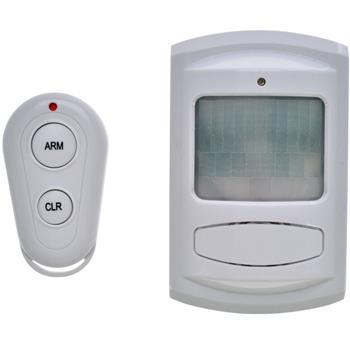 Solight GSM Alarm, pohybový senzor, dálk. ovl., bílý; 1D11