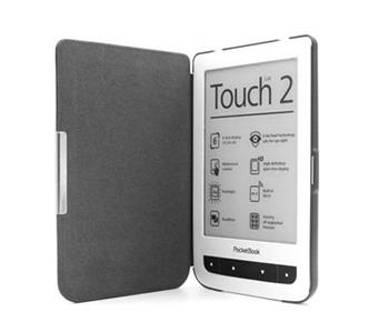 C-TECH PROTECT PBC-03, černé pouzdro hardcover pro Pocketbook 614/624/626; PBC-03BK