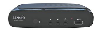 Set top box BENSAT BEN150 HD (dvb-t přijímač)