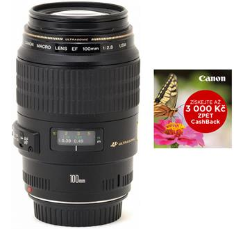 Canon EF 100mm f/2.8 Macro USM; 4657A018