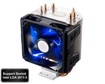 Coolermaster Hyper 103,skt. 2011/1150/1155/1156/1366/775/AM2/AM3/FM1 92mm PWM fan