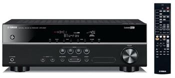 YAMAHA HTR-2067 BLACK - AV receiver
