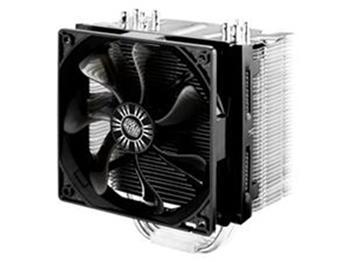Coolermaster Hyper 412S ,skt. 2011/1150/1155/1156/1366/775/AM2/AM3/FM1.silent 900-1300rpm
