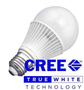 LEDme LED CREE žárovka 8.5W E27 240V Teplá bílá