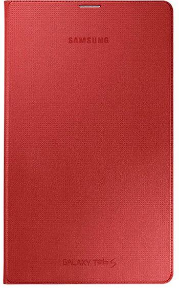 "Samsung flip pouzdro Simple pro Tab S 8.4"",červená"