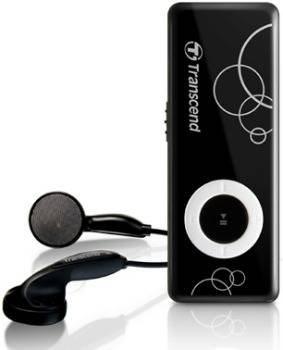 Transcend MP300 8GB černý