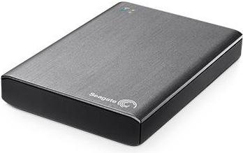 Seagate Wireless Plus - externí bezdrátový HDD 500GB, WiFi/USB3.0; STCV500200
