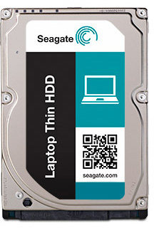 Seagate Momentus Thin 320GB HDD 2.5'', 7200RPM, SATA/600, 32MB cache, 7mm; ST320LM010