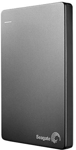 Seagate Backup Plus - stříbrný; STDR1000201
