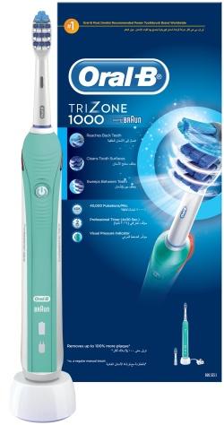Braun ORAL-B Trizone 1000