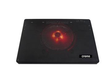 Crono CB157 aktivní chladící podložka pro notebook
