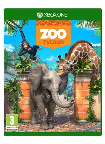XONE Zoo Tycoon