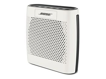 BOSE SoundLink colour BT speaker - bílá