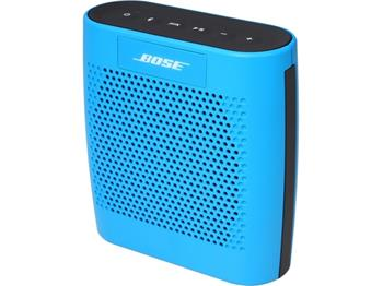 BOSE SoundLink colour BT speaker - modrá