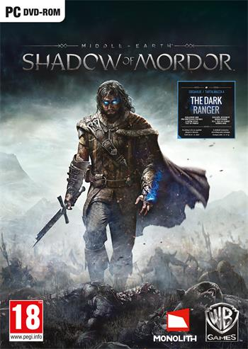 PC Middle-earth: Shadow of Mordor; 5908305209287