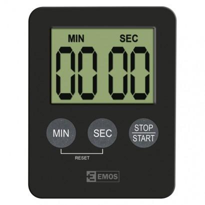 EMOS Digitální kuchyňská minutka TP202 *E0202; 2605004000