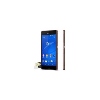 Sony Xperia Z3 Dual SIM D6633 měděný; 1290-7981