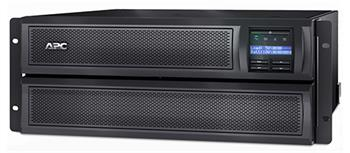 APC Smart-UPS X 2200VA Rack/Tower LCD 230V; SMX2200HV