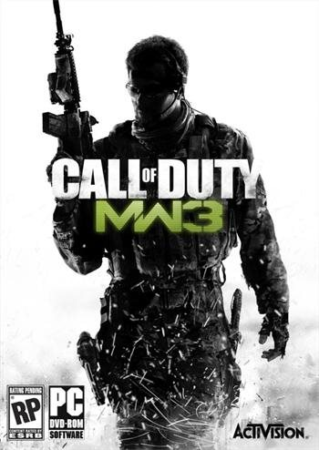 PC Call of Duty: Modern Warfare 3