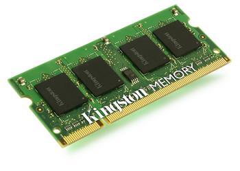 Kingston SO-DIMM 2GB DDR3-1333MHz CL9 SRx16