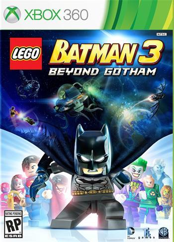 X360 LEGO Batman 3: Beyond Gotham; 5051892177641