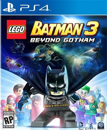 PS4 LEGO Batman 3: Beyond Gotham; 5051892182904
