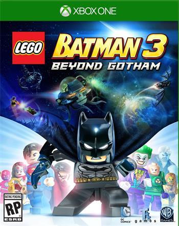 XONE LEGO Batman 3: Beyond Gotham; 5051892183086