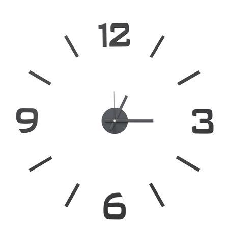 Samolepící hodiny G21 Classic Style HM4-WSC-10E002; HM4-WSC-10E002