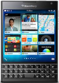 BlackBerry Passport QWERTY Black