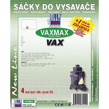 JOLVAXMAX - Filtr Jolly MAX VAX 1 (4ks) do vysav. VAX