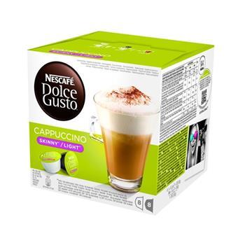 NESCAFÉ Dolce Gusto Cappuccino Skinny - kapsle; 41001985