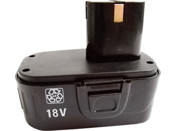 Extol Craft 18V 402223 EXTOL CRAFTbaterie akumulátorová 18V pro 402223; 402223A