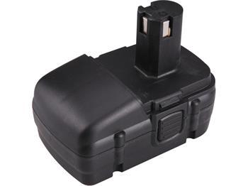 baterie akumulátorová 18V, pro 402319 (1300mAh, nabíjení 1h), EXTOL CRAFT; 402319A