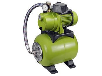 čerpadlo el. proudové s tlak. nádobou, 1200W, 3800l/hod, 20l, EXTOL CRAFT