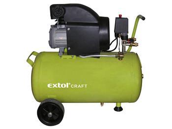 Extol kompresor olejový, 1500W, 50l, EXTOL CRAFT; 418210