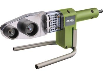 Extol svářečka polyfúzní nožová, 600W, 0-300°C, EXTOL CRAFT; 419311