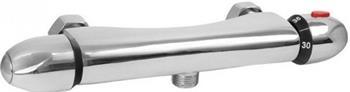 baterie termostatická sprchová univerzální, 150mm, keramický ventil, chrom, VITTORIA