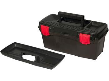 """kufr na nářadí 15"""" ERGO, 385x190x170mm, plastový"""