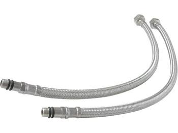 hadice tlaková pro stojánkové baterie, 2ks, BALLETTO; 81082